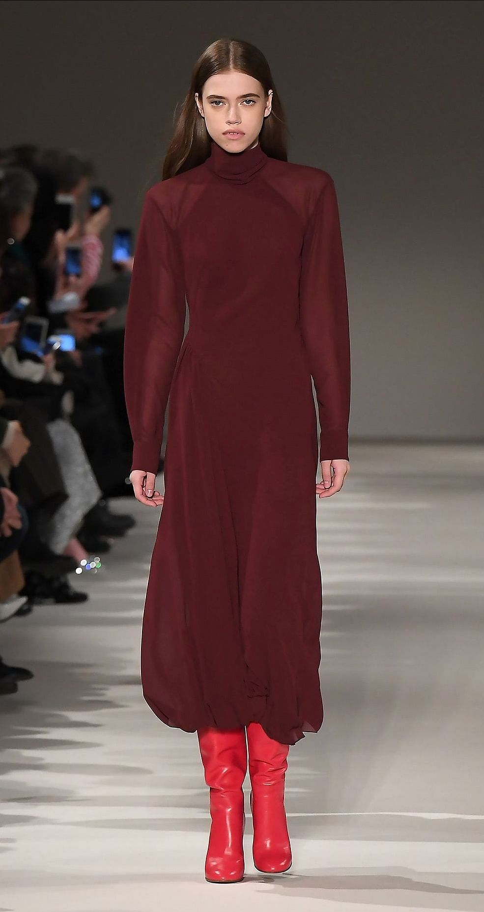 Items for Victoria Beckham's new budget collection cater to women from extra small to US plus size 3X.