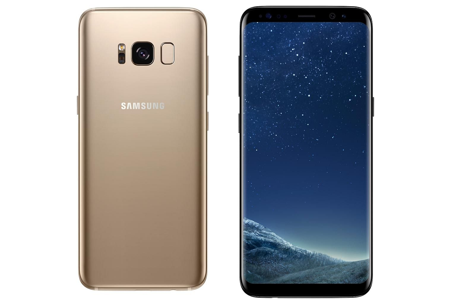 The Samsung Galaxy S8 smartphones have one of the sharpest cameras in the market.