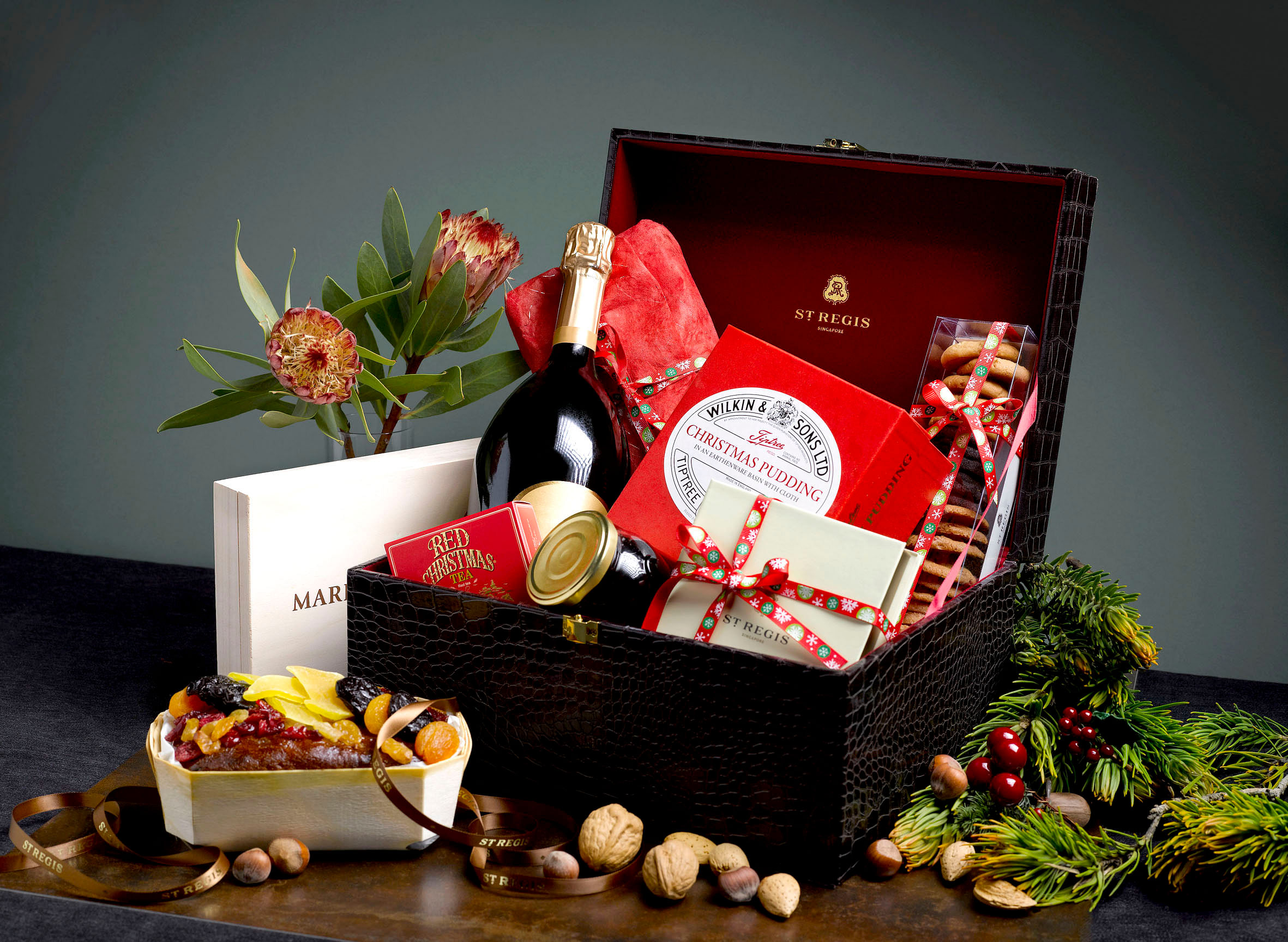 9 Food Hampers To Get For Friends Family And Business Associates For Christmas Food News Top Stories The Straits Times