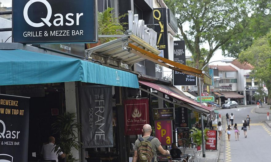 Holland Village will get a complete makeover as part of a URA masterplan. In a bid to preserve the charm of some enclaves in Singapore, the Urban Redevelopment Authority (URA) has classified three neighbourhoods - Holland Village, Jalan Kayu and Sera