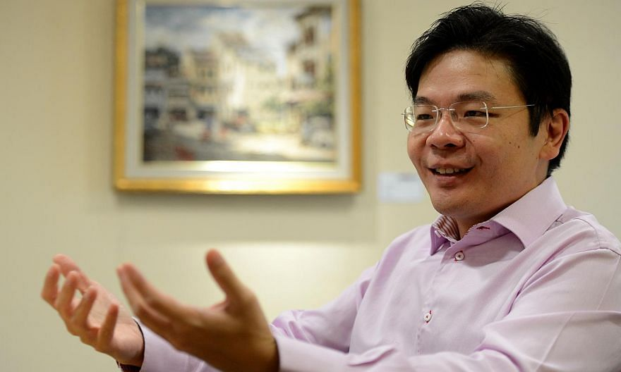 The police may get more teeth to deal with public nuisances in the neighbourhood, with the Government looking into legislative changes to deal with the issue, Acting Minister for Culture, Community and Youth Lawrence Wong says. -- ST FILE PHOTO:&nbsp