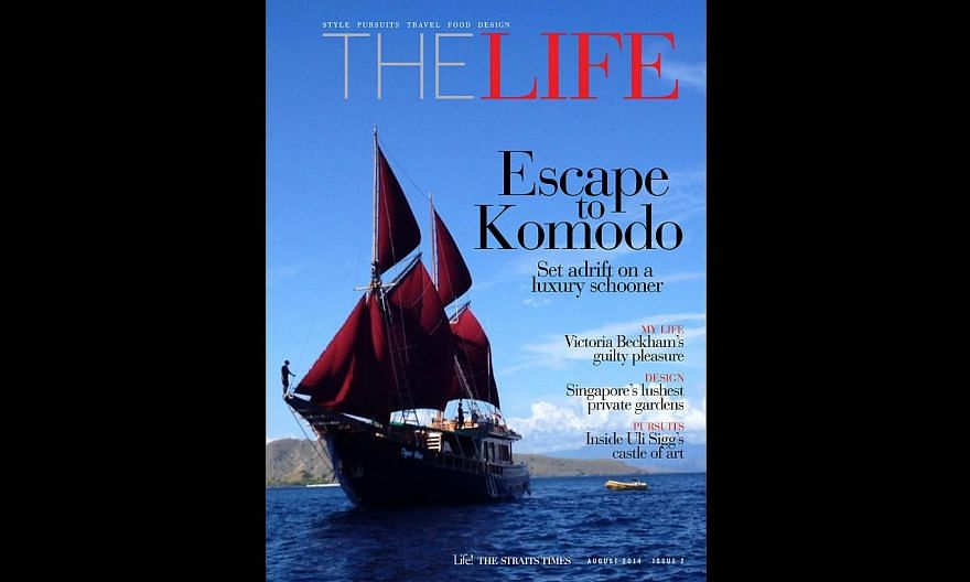 The second issue of The Life.