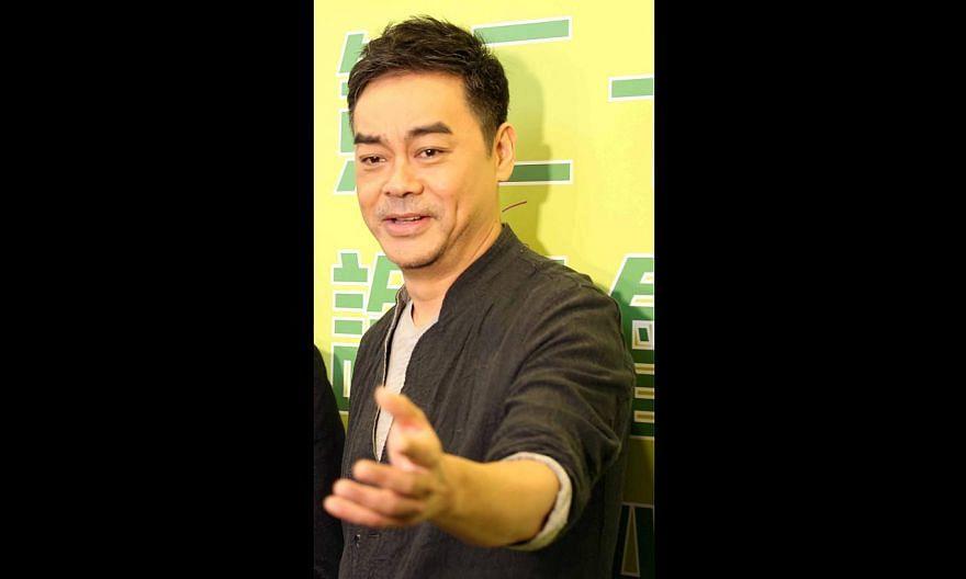 Sean Lau Ching Wan. -- PHOTO: CNS