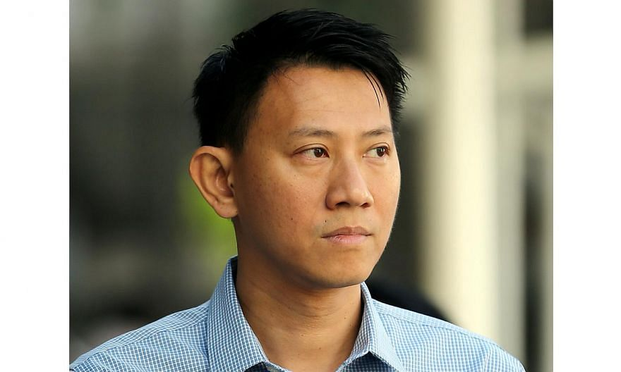 City Harvest deputy senior pastor Tan Ye Peng. -- ST PHOTO: WONG KWAI CHOW