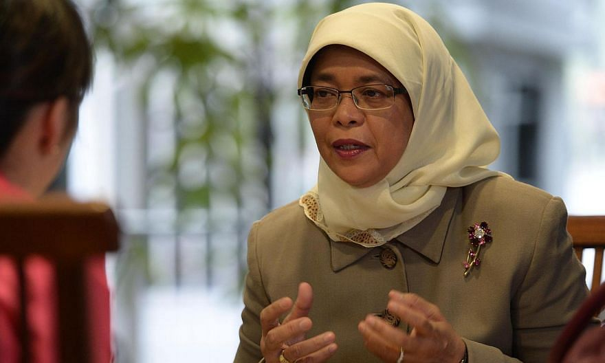 Speaker of Parliament Halimah Yacob will be making her introductory visit to Cambodia from Wednesday to Friday. -- PHOTO: ST FILE