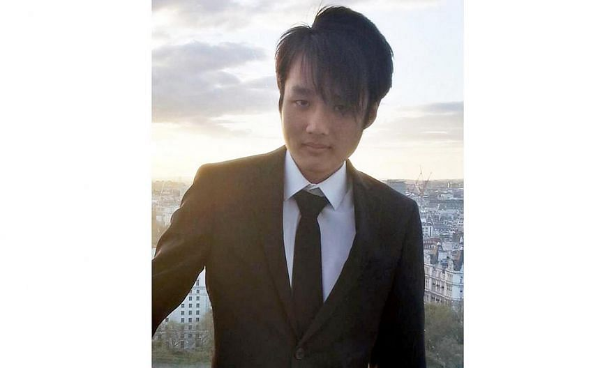 Ng Yao Wei, 21, who allegedly killed his brother Ng Yao Cheng, 26, last month, will now be represented by lawyer Josephus Tan of Fortis Law Corporation. -- PHOTO: INTERNET