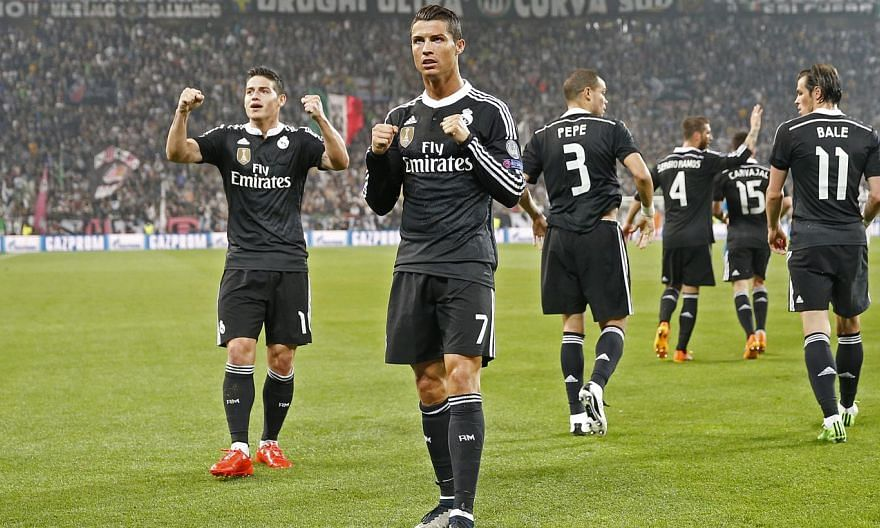 European champions Real Madrid are the world's most valuable football club for a third straight year, according to a Forbes poll released on Wednesday that showed the average value of the top 20 teams rose 11 percent over last year. -- PHOTO: REUTERS