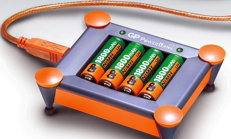 Battery maker GP Batteries on Wednesday, May 27, 2015, reported a smaller net loss of $2.3 million for the fourth quarter, compared to the $26 million loss in the same period a year ago. -- PHOTO: GP BATTERIES LT