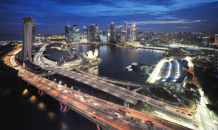 Asian cities dominated the list of top ten global destinations index, with Singapore being the 7th most visited city ahead of Seoul and Hong Kong but lagging way behind second-placed Bangkok. -- ST PHOTO:ALPHONSUS CHERN
