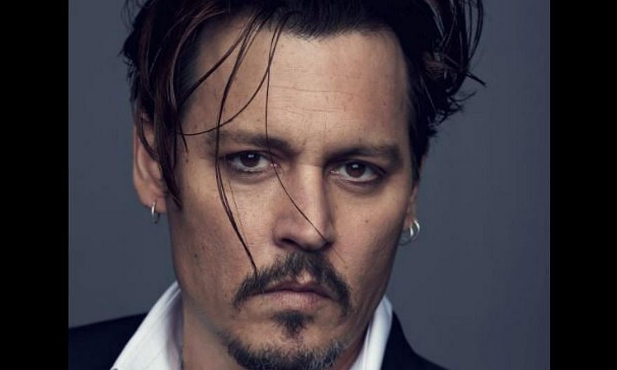 Pirates Of The Caribbean star Johnny Depp is about to chart a new course into fragrant waters by agreeing to be the face promoting Dior's line of men's scents. -- PHOTO: DIOR/FACEBOOK