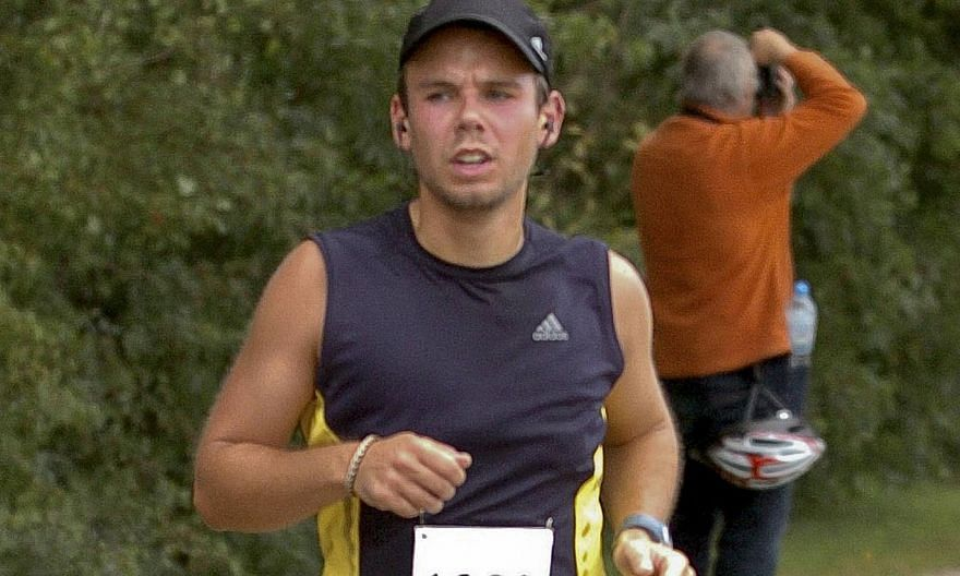Investigators say that 27-year-old German co-pilot Andreas Lubitz (above) intentionally downed the plane en route from Barcelona to Duesseldorf on March 24. -- PHOTO: REUTERS