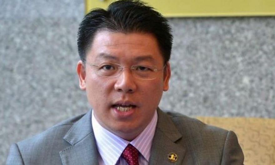 Prime Minister Najib Razak and his wife Rosmah Mansor are suing Democratic Action Party's (DAP) Taiping MP Nga Kor Ming (pictured) for allegedly defaming them in a post on Facebook. -- PHOTO:THE STAR/ASIA NEWS NETWORK