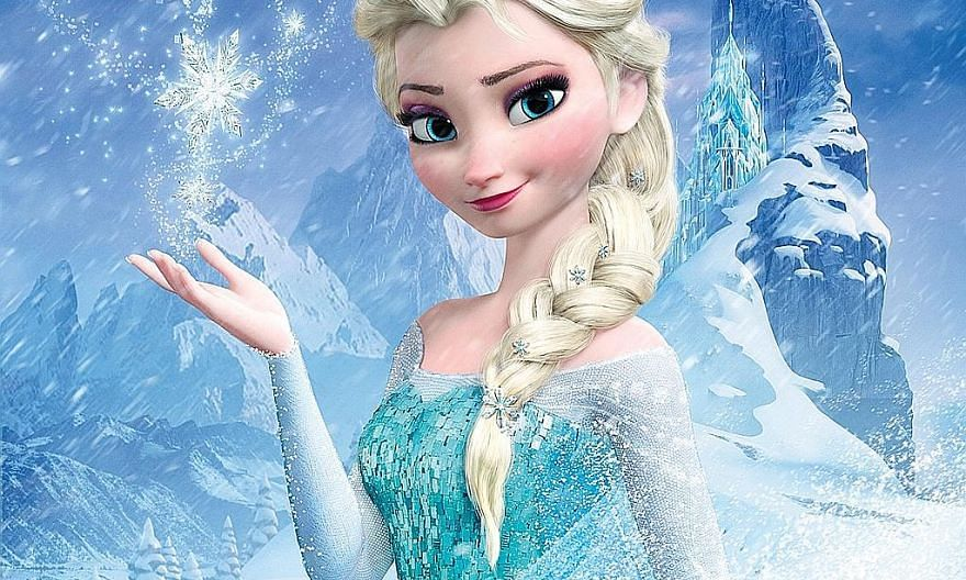 The timing of the Elsa name boom aligns closely with the 2013 release of the hit Disney animation Frozen, starring snow queen Elsa.
