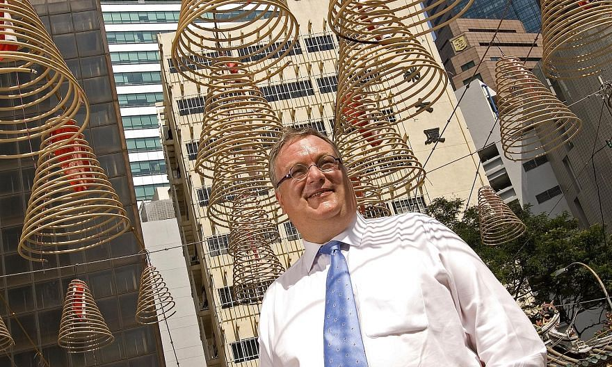 Aberdeen Asset Management Asia managing director Hugh Young invested in the Aberdeen Pacific Equity Fund from the first day of its launch in 1997. It has climbed more than440per cent.