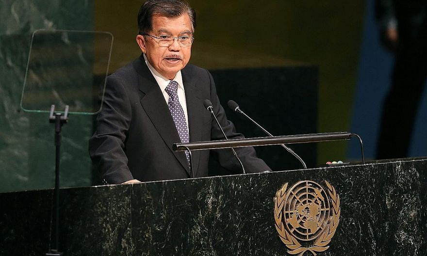 There are doubts over whether Mr Jusuf Kalla's comments carry any weight with his Cabinet colleagues.