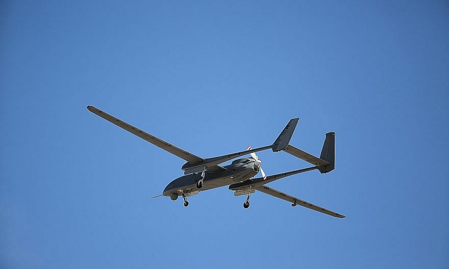 The Heron 1 unmanned aerial vehicle's intelligence gathering capabilities will play a central role in the 17-day live-firing exercise in the United States. The Heron was first inaugurated in 2012.