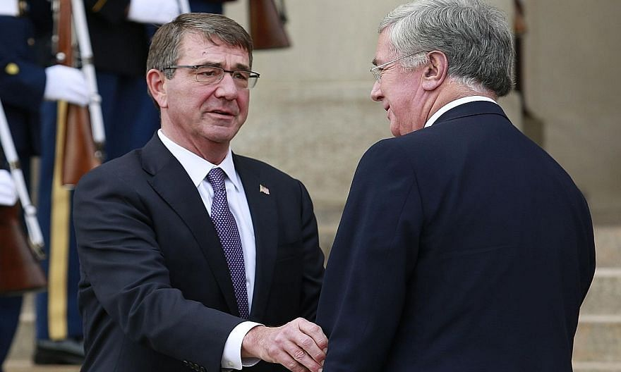 US Defence Secretary Ashton Carter says nations must be prepared to discuss further contributions to the fight.