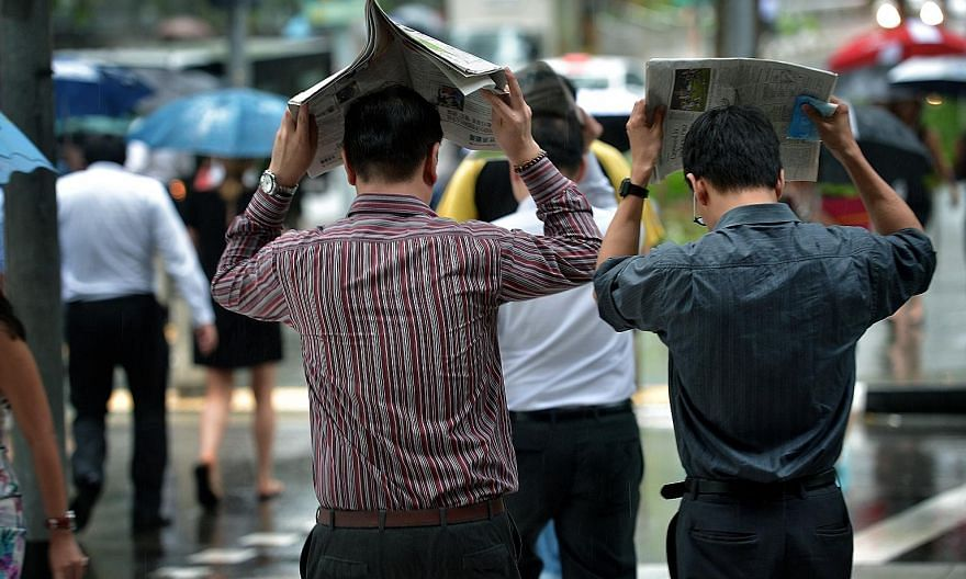 Last year, layoffs hit a six-year high, with the economy shedding about 15,580 workers. Among those who lost their jobs, professionals, managers, executives and technicians made up a big proportion. Job recruitment firms have noticed a sudden surge i