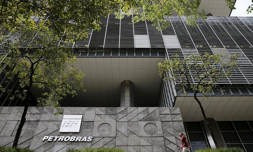 Petrobras has tried to speed up a programme to sell assets to pay down US$130 billion (S$176 billion) in debt, the largest of any oil company. Its plight has hit Singapore's huge rig builders Keppel Corp and Sembcorp Marine, and trickled downstream t