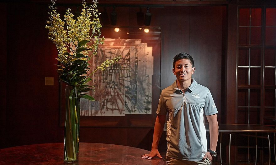 """Rio Haryanto was relegated to the role of reserve driver with Manor Racing last month when his sponsors failed to come up with funding. The Singapore GP, he said, would have been """"the closest to a home race for me""""."""