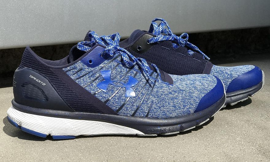 The Under Armour Charged Bandit 2 is a winner in terms of comfort, looks and performance.