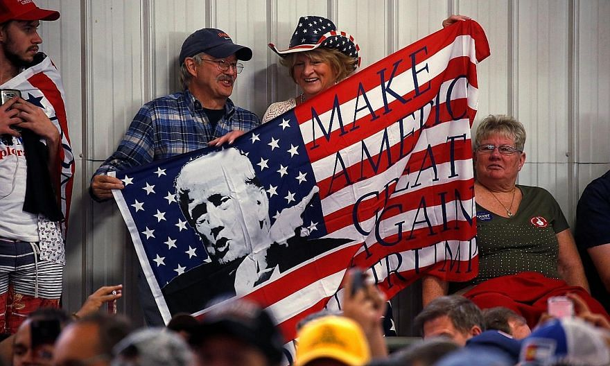 According to surveys by the Pew Research Centre, the Republican Party of today is less diverse, older, and more religious than the Democratic Party. The GOP's four core groups of supporters are the white working-class voters, fiscal conservatives, re