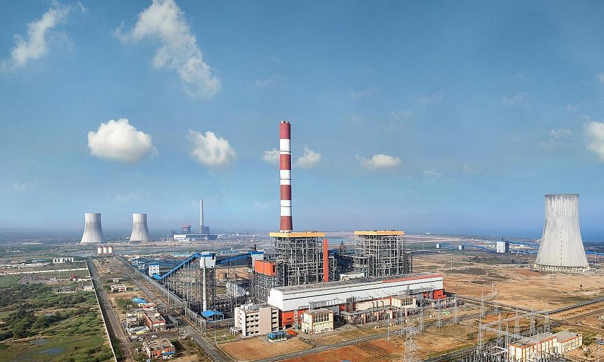 Sembcorp's Gayatri Power Complex in Andhra Pradesh, India, comprises two coal-fired power plants with a capacity of 2,640 megawatts