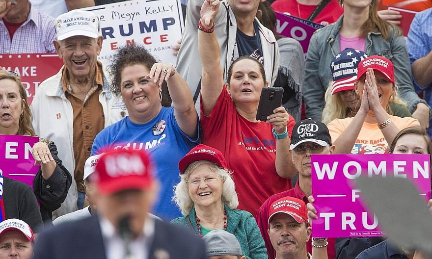 Mr Donald Trump may have no trouble rousing his supporters to boo the media during a thank-you rally in Alabama recently but it is a different battlefield in Washington, where he may not get his way on certain issues. But he will also unsettle his op