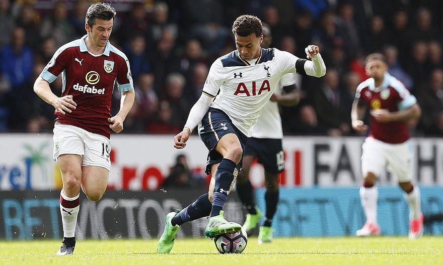 Tottenham's Dele Alli has been in scintillating form. He is the highest-scoring midfielder in the league.