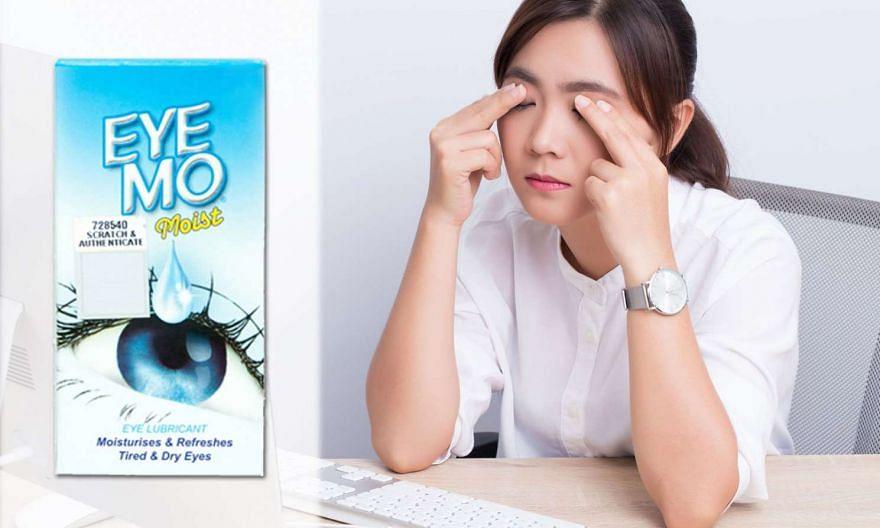 Eye Mo relaunch Singapore