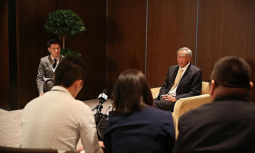 Defence Minister Ng Eng Hen said it is vital to prevent terrorists from exploiting networks in the Sulu Sea that facilitate the illegal smuggling of weapons, humans and drugs. He also warned that violence could spread if terrorists gain a foothold in