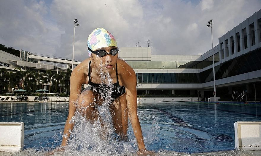 """For Jeremia Christy Suriadi, to be able to stand at the start line at the upcoming SEA Games is victory enough. """"It's been a dream of mine for so long,"""" said the 20-year-old who will be part of the Republic's triathlon team."""