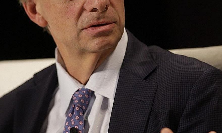 Billionaire investor Ray Dalio has asked investors to put some assets in gold to guard against political and economic risks.