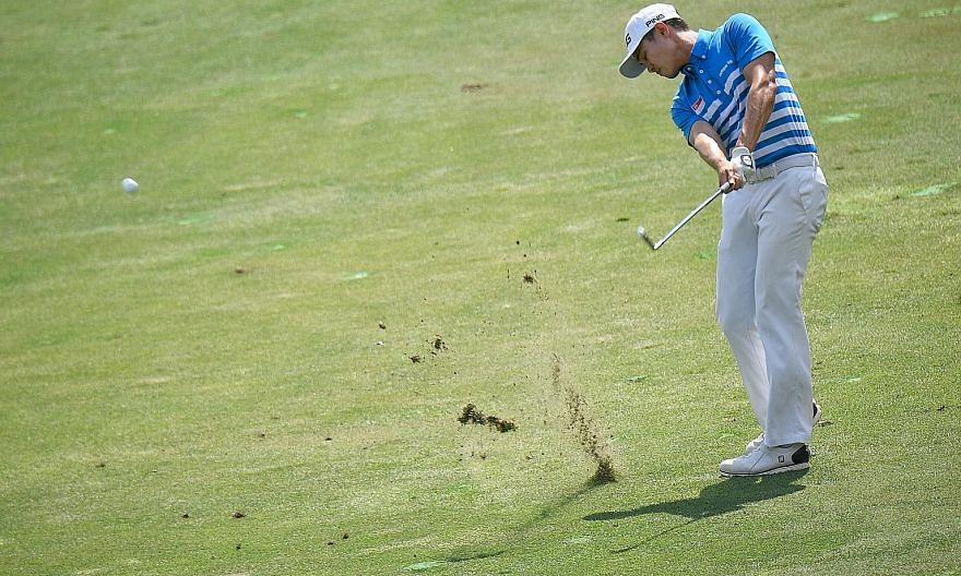 Gregory Foo's four-under total gives him added confidence for the Asian Games.