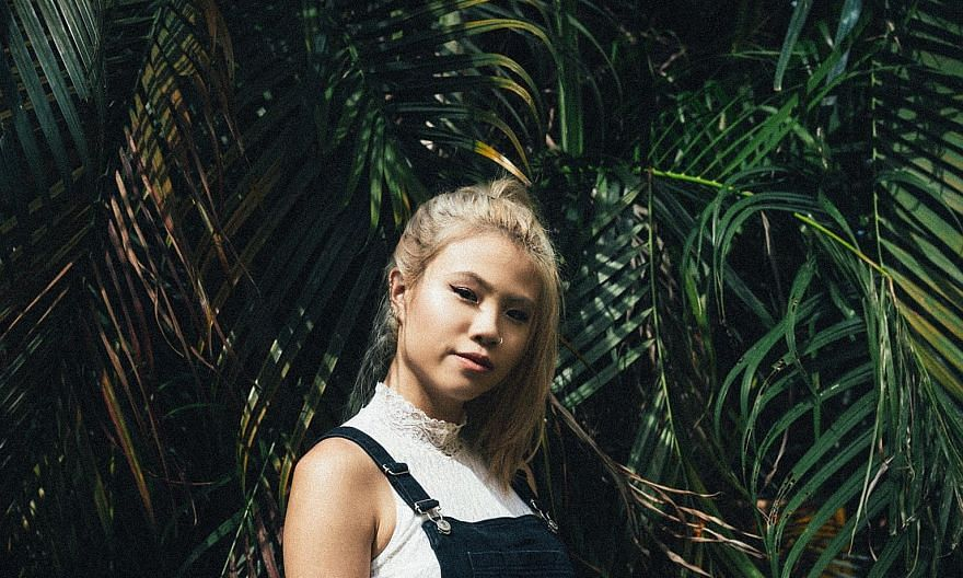 In ST Sessions, watch singer-songwriter Joie Tan (above) perform original songs as well as prepare for her concerts.