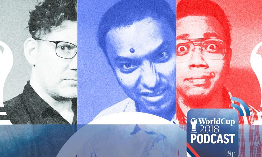 World Cup Podcast, World Cup 2018, Russia 2018,