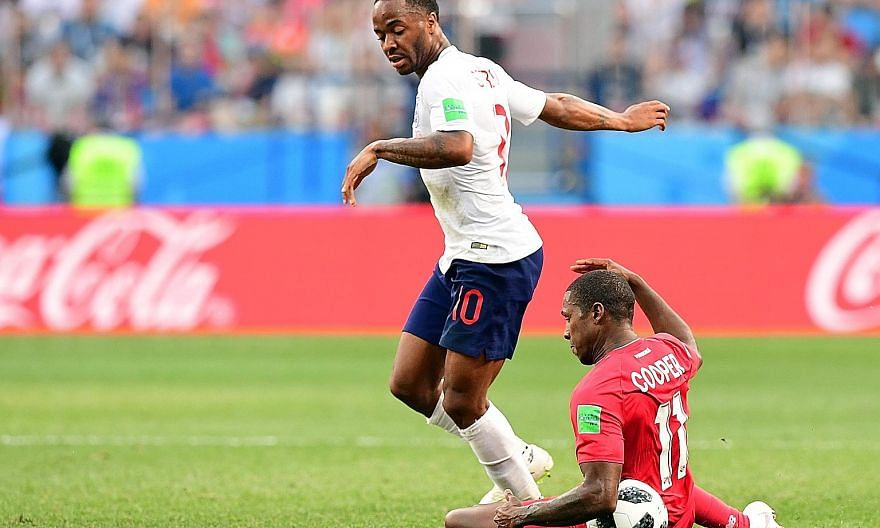 None of England's 11 goals so far in Russia have been scored by Raheem Sterling but his coach Gareth Southgate believes that the forward has been fundamental to the way the team have played.