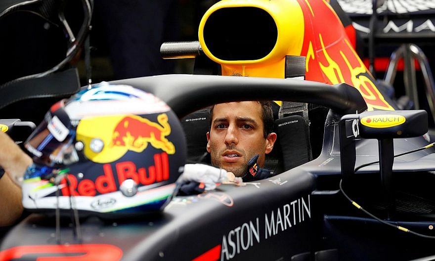 Australian driver Daniel Ricciardo from Red Bull says good drivers can judge exactly how far away the corner is and find the perfect point to brake.