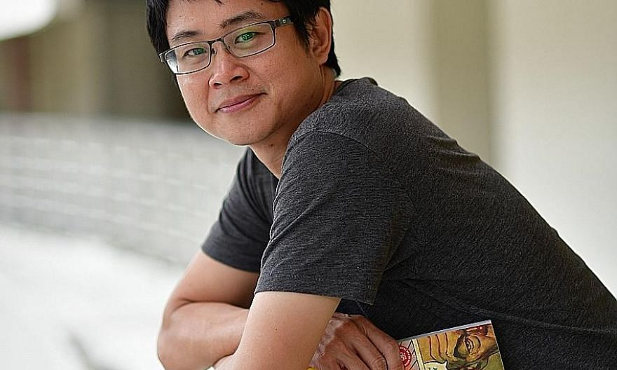 Home-grown comic artist Sonny Liew was offered a co-writing gig for Adventure Time Season 11 by comic book publisher Boom! Studios.