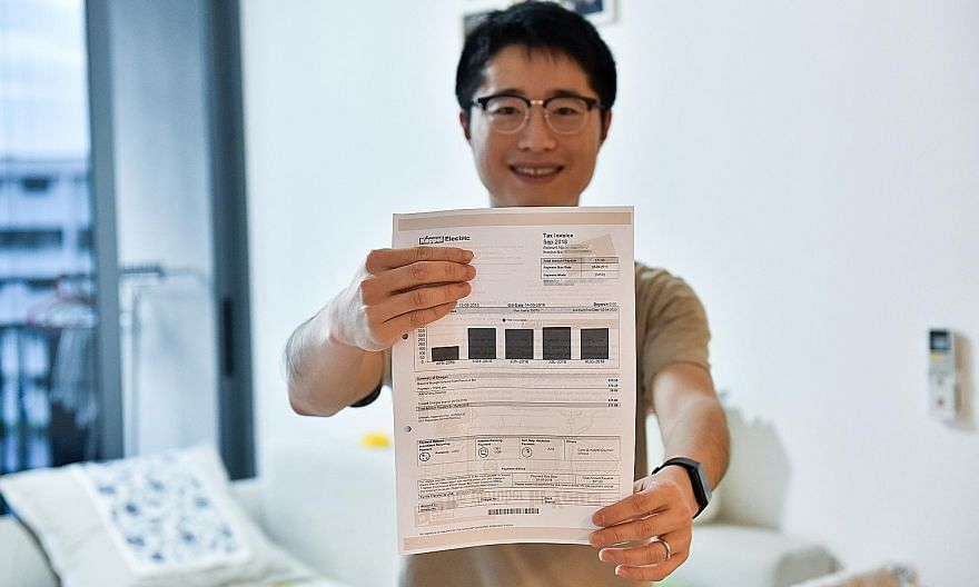 After Dr Qiu Yongyin switched to Keppel Electric, his monthly electricity bills dropped from $100 to between $70 and $80. He says he does not have any concerns about the open electricity market as there are measures to protect his interests.