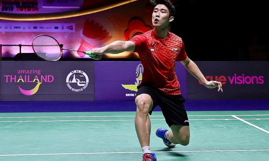 Fresh from winning the Thailand Masters on Sunday with a straight-sets victory over China's former world and Olympic champion Lin Dan, Singapore's Loh Kean Yew will contest the Jan 17-20 Swedish Open.