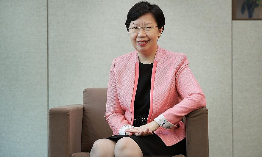 SMU president Lily Kong says students can expect more global exposure opportunities.