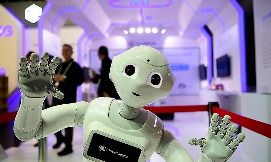 The Mobile World Congress in Barcelona focused greatly on 5G networks, which is expected to help run autonomous cars and robots.