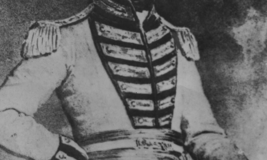 The first biography on Stamford Raffles, written in 1897, portrayed him as a hero who had risen from poverty, who was forced to leave school prematurely to support his mother and sisters, and who rose to fame solely by his own efforts. None of this i