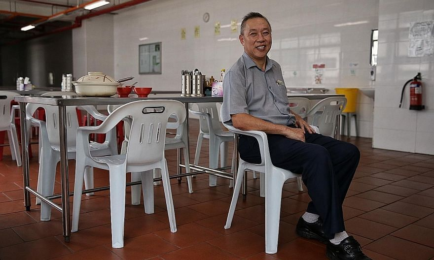 In March, Sheng Siong Group chief executive Lim Hock Chee was named Businessman of the Year 2018 at the Singapore Business Award. From one stall selling chilled pork in Ang Mo Kio, the company now has 54 supermarkets across the island. Mr Lim is know