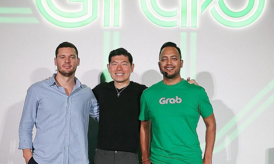 Partnerships allow Grab to scale more quickly into new areas, says Mr Jerald Singh, its group product and design chief.