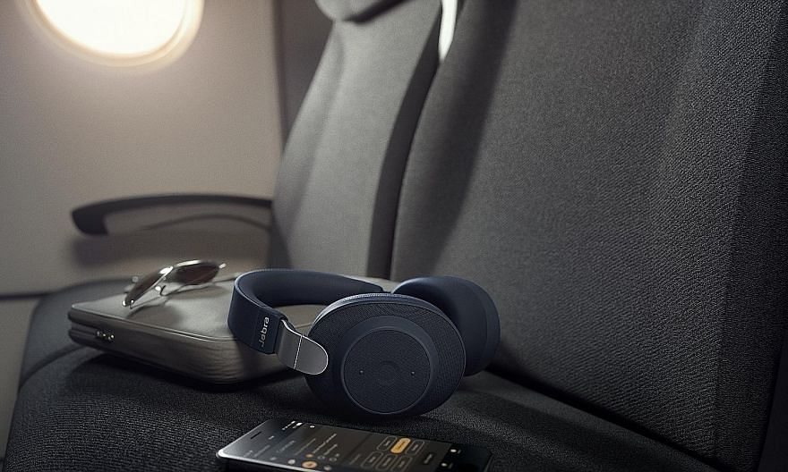 The Jabra Elite 85h looks classy, fits well and has an excellent battery life.