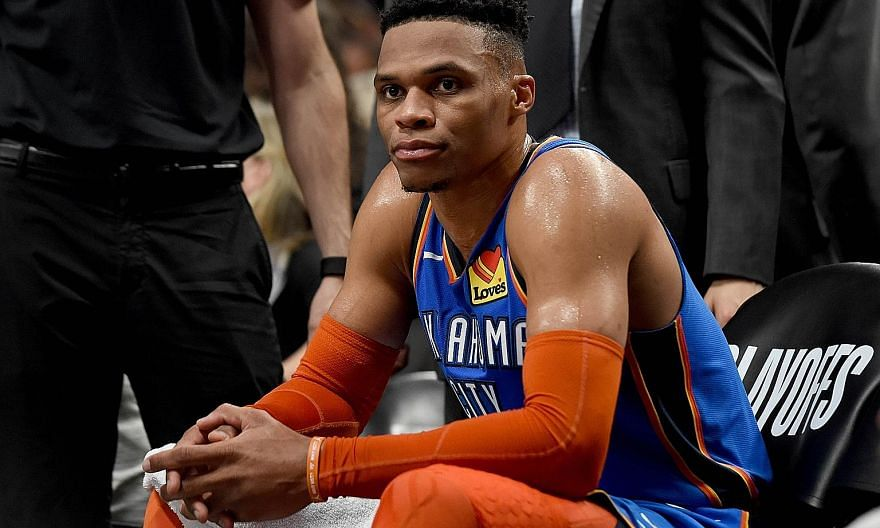 Russell Westbrook was the 2017 Most Valuable Player.