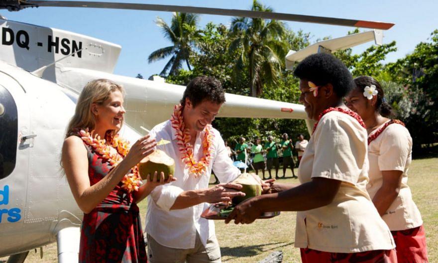 Fiji Island Paradise for Couples