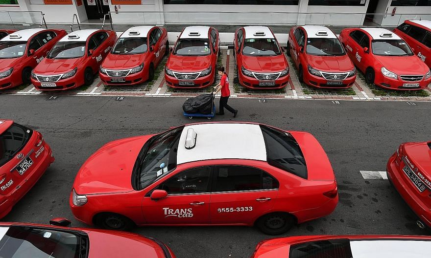 Trans-Cab, the second-largest taxi operator here, bore the brunt of an industry-wide fleet shrinkage. The firm said that the age profile of its cabs also led to huge numbers being scrapped in the past year or so.